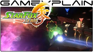 Star Fox Zero - NEW Gameplay Clips