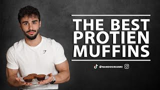 EASY HIGH PROTEIN MUFFINS   QU…