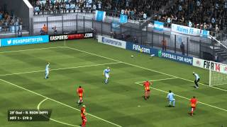 Süperstar - Malmö FF Oluşturma 14 FIFA: Galatasaray fc