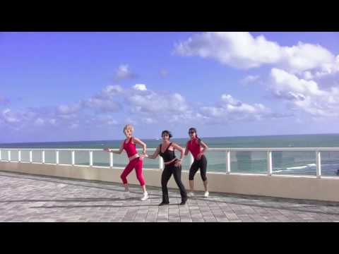Salsa CARDIO FITNESS, Workout 1, StepFlix Lessons.