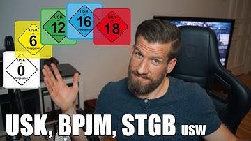 Wie funktioniert die Altersfreigabe für Games? USK, BPjM und StGB erklärt! The Walking Dad #10