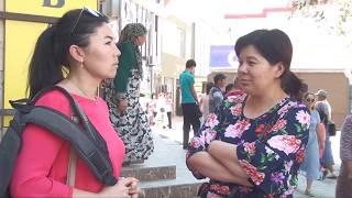 Түркістандық кәсіпкерлер жергілікті билікке қарсы шеруге шықты