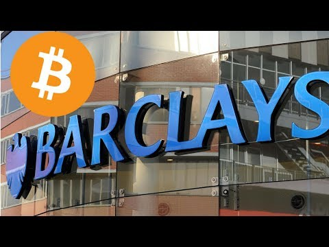 BARCLAYS BANK PARTNERS WITH COINBASE/PLAY BOY AND BITCOIN/ 2018 BULL RUN COMING