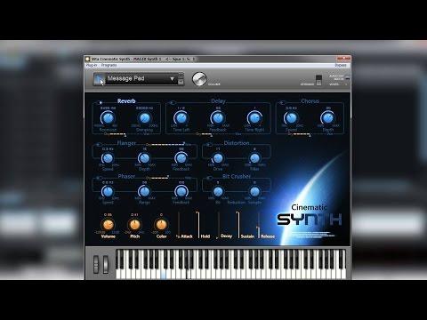MAGIX Samplitude Music Studio 2016  – Virtuelle Instrumente Tutorial (DE)