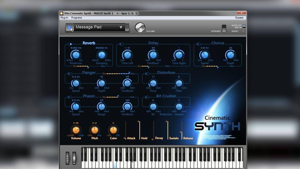 Samplitude Music Studio : magix samplitude music studio 2016 virtuelle instrumente tutorial de youtube ~ Russianpoet.info Haus und Dekorationen