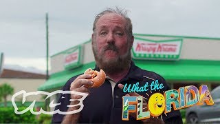 Police Arrest Florida Man Over a Donut | WTFLORIDA