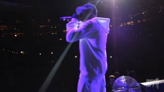 """Chinx Drugz & French Montana Performing """"Im a Coke Boy"""" at Philly Power House 2012"""