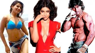 WATCH Vidyut Jammwal, Shruti Hassan, Samantha Ruth Prabhu PERFORM STUNTS!
