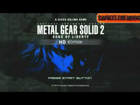 Snakelegend96: Información sobre el Metal Gear HD