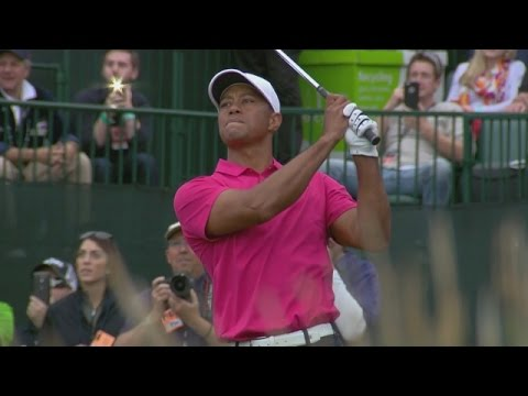 TPC Scottsdale No. 16 Highlights from Round 1