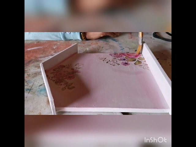 Creando sueños con pocos materiales