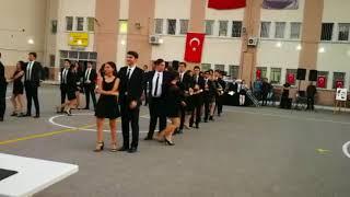 İZMİR KARŞIYAKA ANADOLU LİSESİ 29 EKİM CUMHURİYET BALOSU
