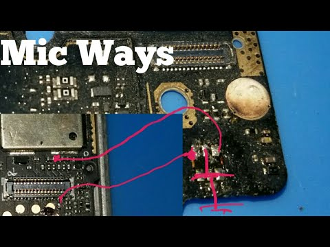 MI Note 3 Mic Ways || MI Note 3 Mic Problem Solution 100%