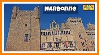 ¿Qué ver y visitar 1 día en NARBONNE? + Palais des Archevêques | Occitania 3# | Languedoc