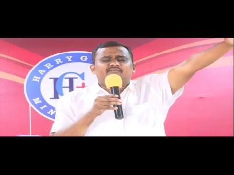 Harry Gomes Sunday Service Coimbatore (Date 13-08-2017)