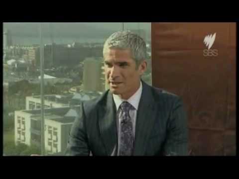 Craig Foster attacks Pim Verbeek