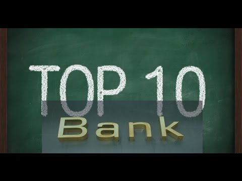 Top 10 Bnaks in Pakistan