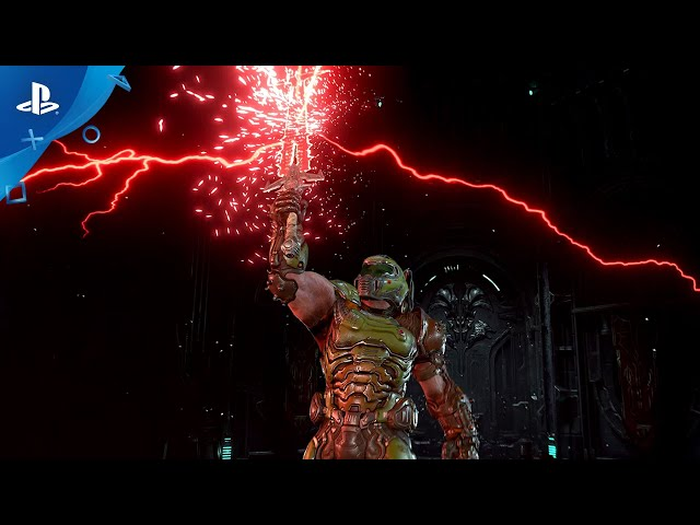 DOOM Eternal - Gameplay Trailer 2 | PS4