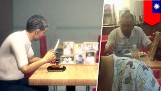 「娘に会いたい」 写真に話しかけながら1人食事する78歳男性