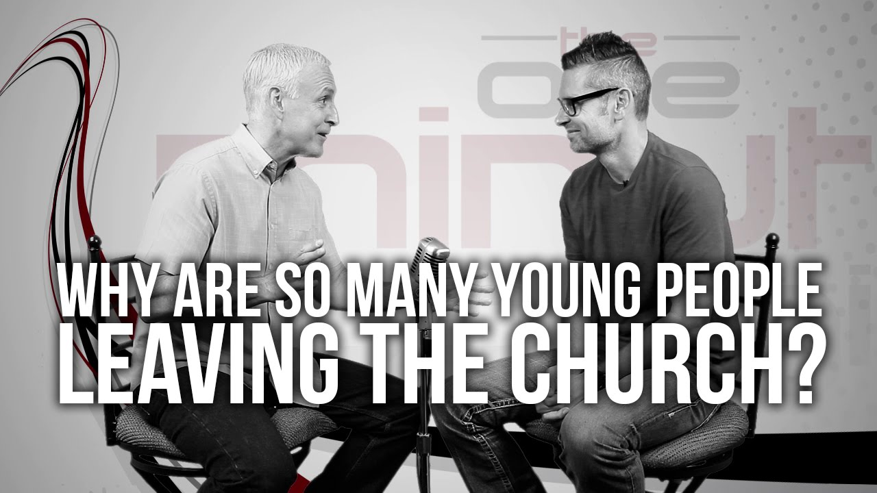 why youth leave the church A 5-year research project from the barna group highlights 6 reasons why young christians leave christianity i will comment below, between the quotes of.