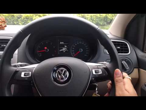 New Volkswagen Polo Highline September 2016 Petrol model India | Toffee Brown | Full review