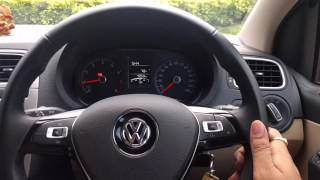 New Volkswagen Polo 1.2 mpi Highline September Petrol model India | Toffee Brown | Full review.