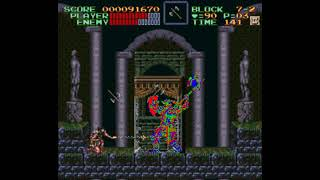 Let's Play Super Castlevania IV (with commentary) Part 4