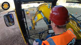 excavator video for kids