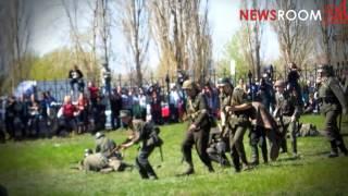 Реконструкция боя Великой Отечественной войны в Нижнем Новгороде