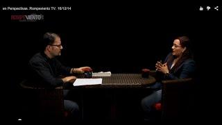 Ana Lilia Pérez en Perspectivas. Rompeviento TV. 16/12/14 YouTube Videos
