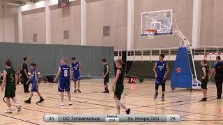 DC Timberwolves - Sverresborg Hoops - Copenhagen Invitational 2018 - Boys 04 (Part 1)