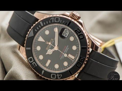 681389c238b Top 5 melhores marcas de relógios Suiços - YouTube