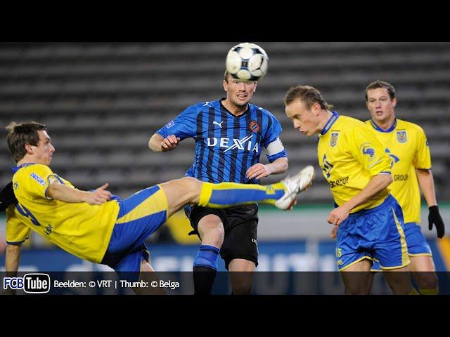 2008-2009 - Cofidis Cup - 01. 16de Finale - Club Brugge - SK Beveren 1-0