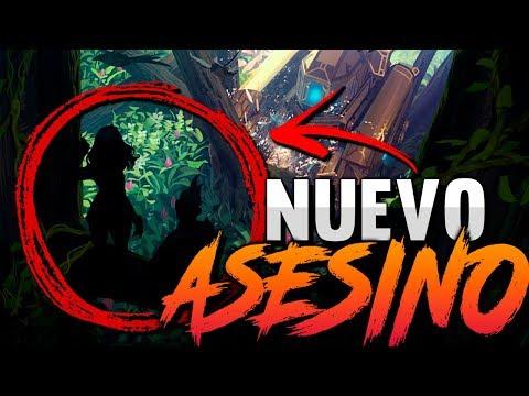 NUEVO ASESINO AD y FACCIÓN PERDIDA (Criaturas del Bosque) +NUEVO ADC -Parte2-