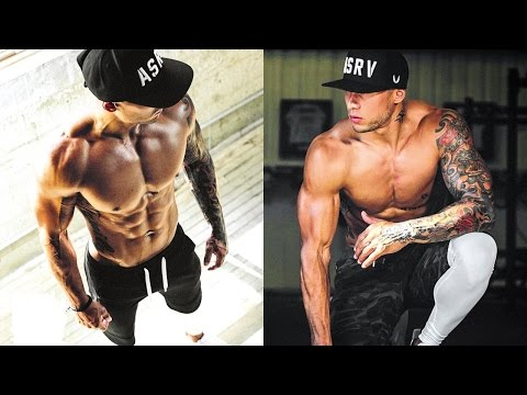 Michael Vazquez   Amazing Workout   Aesthetic Fitness Motivation