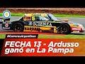 #CarrerasArgentinas - Final Turismo Carretera - Fecha 13 - Toay