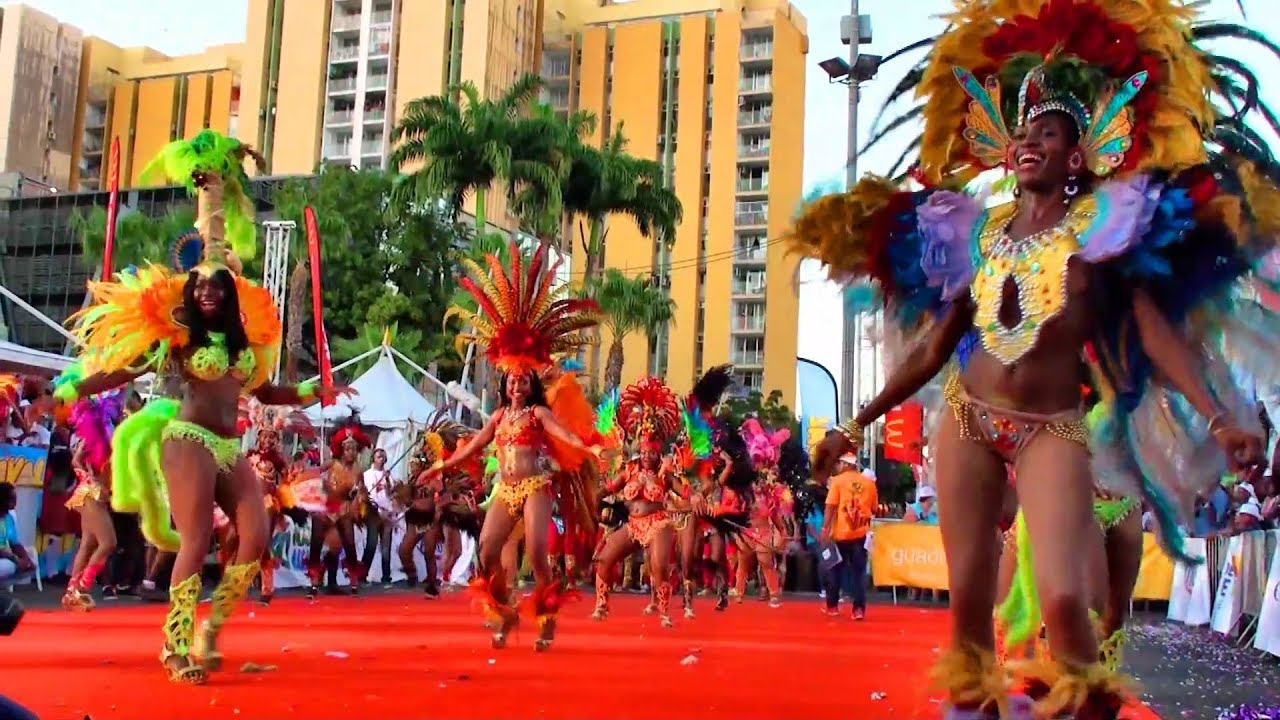 Francois Illas New Tradition: Carnaval Guadeloupe 2015