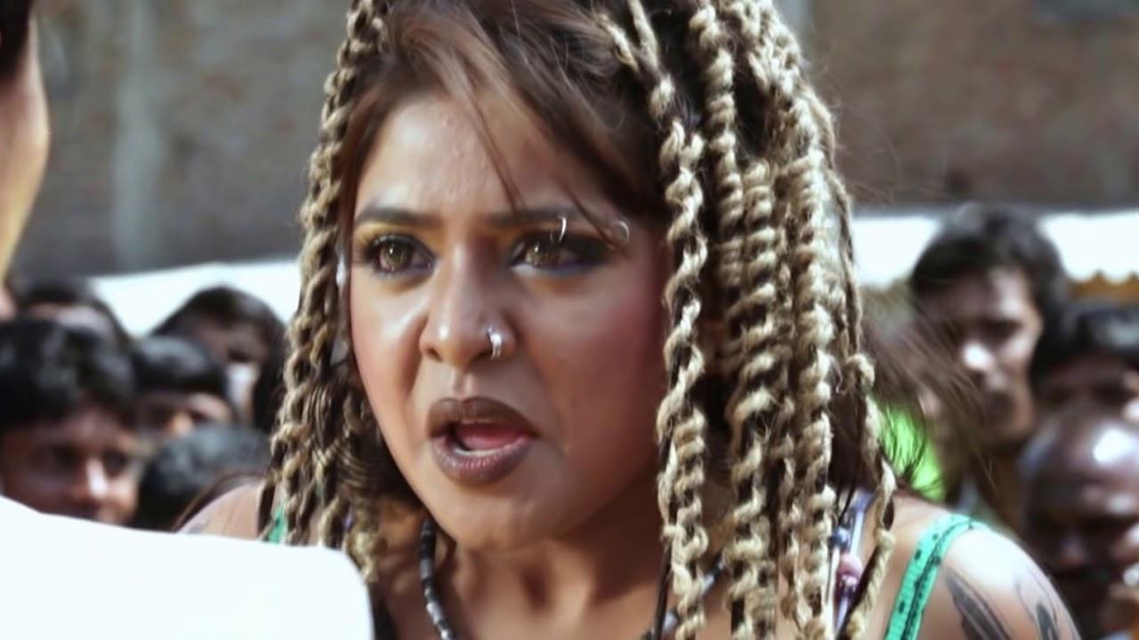 Bhojpuri Comedy Scene | Khesari With Lady Don |  Bhojpuri Hot Chutakule