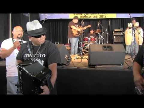 Conjunto Prestigio @ The Tejano Conjunto Festival 2012 - Video # 2