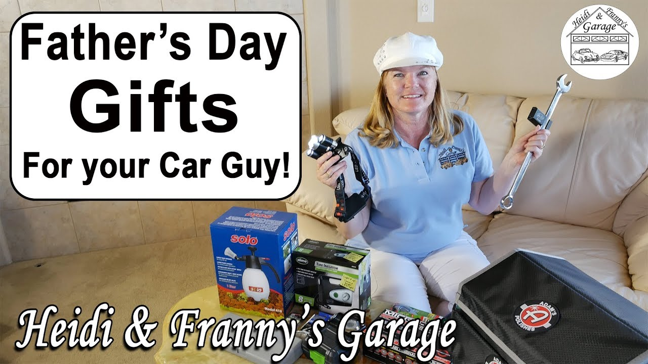04ef5efc2e0d0 Father s Day Gifts 2018 for your Car Guy (with Pricing)! - YouTube
