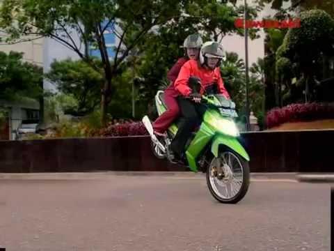 Kawasaki Zx 130 Youtube
