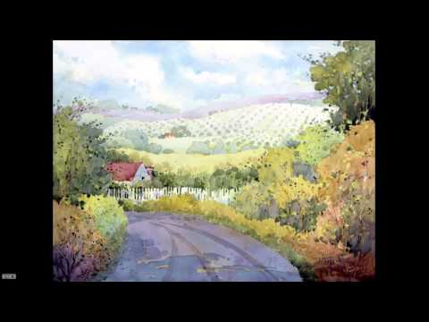 Painting Beautiful Watercolor Landscapes with Joyce Hicks