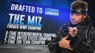 The Miz goes to SmackDown and more in WWE Draft Fifth Round: Raw, Oct. 14, 2019