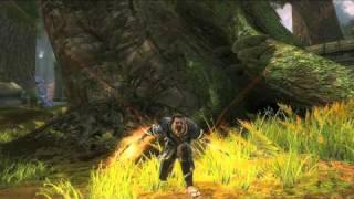 Kingdoms of Amalur: Reckoning - Gameplay Trailer (German)