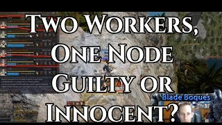 Two Workers, One Node: Blade Boques and Kakao's Mismanagement of BDO Exploits [Black Desert Online]