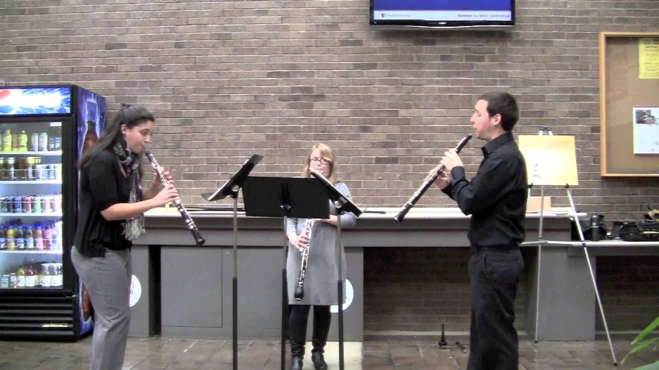 Ludwig van Beethoven - Trio in C for 2 Oboes and English ...