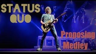 Status Quo - Proposing Medley  Pro Sound