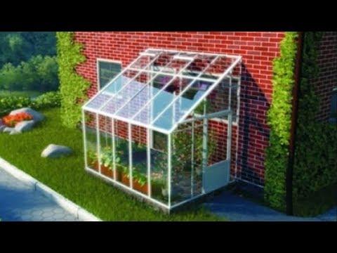 видео: Солнце греет теплицу, и та отапливает дом: пассивное солнечное отопление
