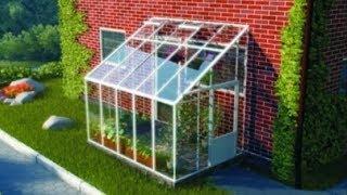 Солнце греет теплицу, и та отапливает дом: пассивное солнечное отопление