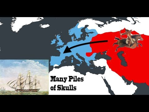 What if the Mongols Conquered Europe?